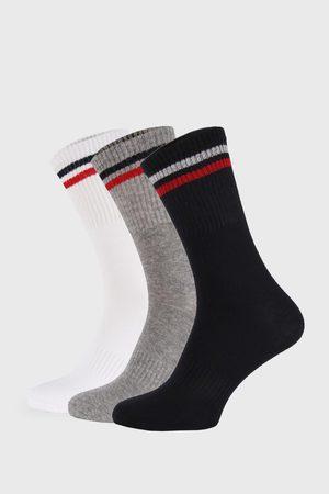 YSABEL MORA 3 PACK vysokých ponožek Sports
