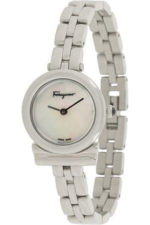 Salvatore Ferragamo Gancini bracelet watch