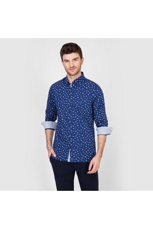 Tommy Hilfiger Muži Košile - Pánská košile se vzorem