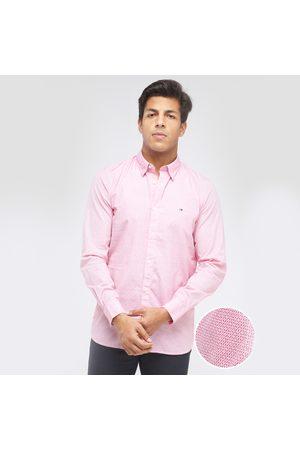 Tommy Hilfiger Pánská vzorovaná košile