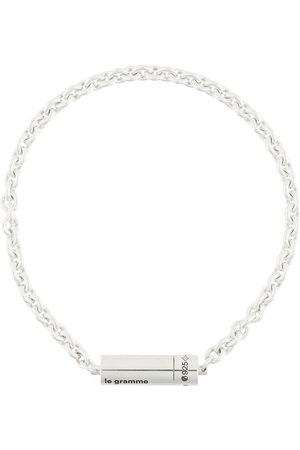 Le Gramme 9g polished chain cable bracelet