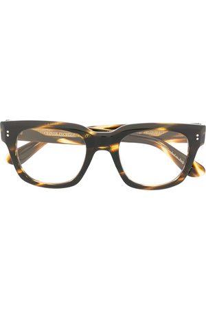 Oliver Peoples Shiller square-frame glasses