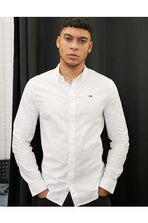 Tommy Hilfiger Slim fit oxford shirt in white