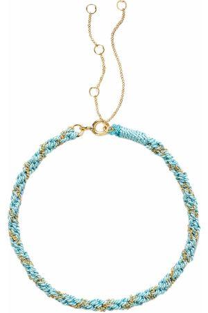 The Alkemistry Ženy Náramky - 18kt yellow gold Kumachi bracelet