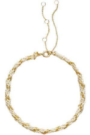 The Alkemistry 18kt yellow gold Kumachi bracelet