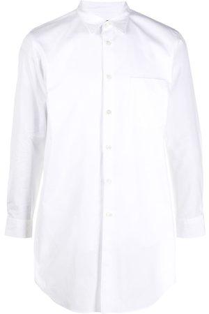Comme des Garçons Muži S dlouhým rukávem - Longline long-sleeved shirt