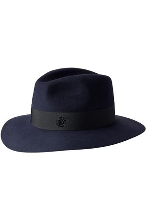 Le Mont St Michel Ženy Klobouky - Stitching detail hat