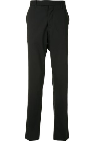 Msgm Muži Společenské - Tailored wool trousers