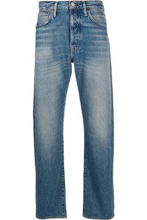 Acne Studios 1996 distressed straight-leg jeans