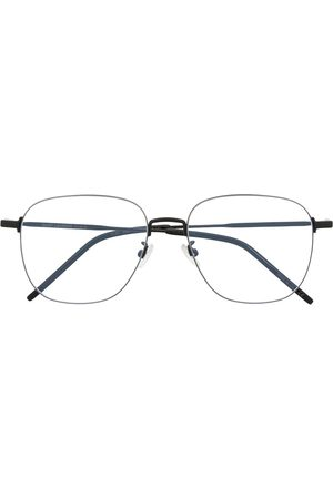 Saint Laurent Wire square-frame glasses