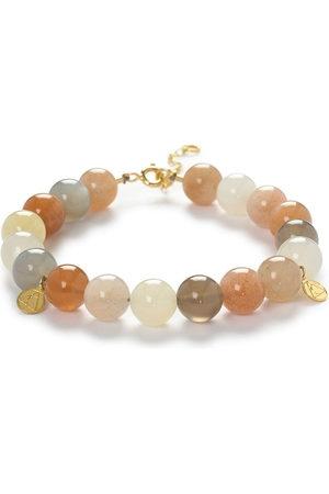 The Alkemistry Ženy Náramky - Rainbow moonstone ombre bracelet