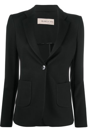 BLANCA Single-breasted blazer jacket