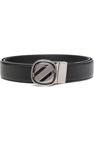 Ermenegildo Zegna Adjustable-fit buckle belt