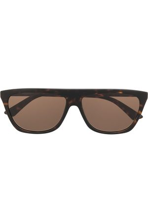 McQ Flat-top tinted sunglasses