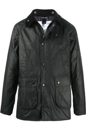 Barbour Snap-button coat