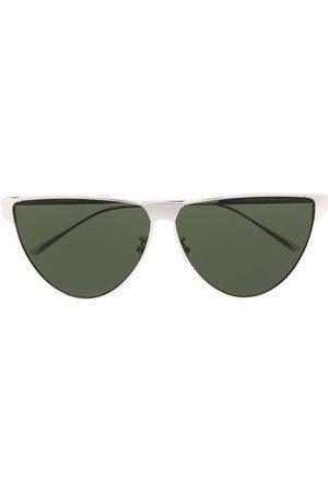 Bottega Veneta Tinted cat eye frame sunglasses