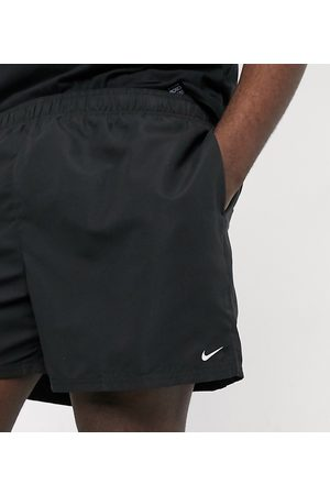 Nike Plus 5inch Volley shorts in black