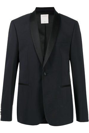 Sandro Paris Shawl-lapel tuxedo jacket