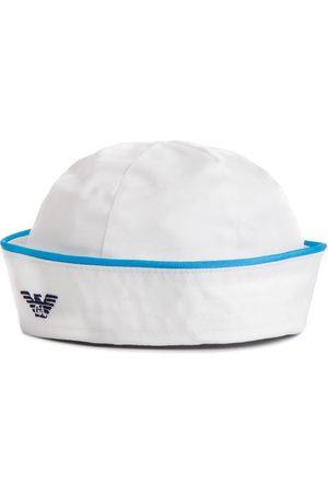 Emporio Armani čepice - 404371 9P548 00010 Bianco