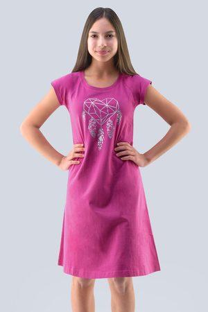 Gina Dívčí noční košile Hearts
