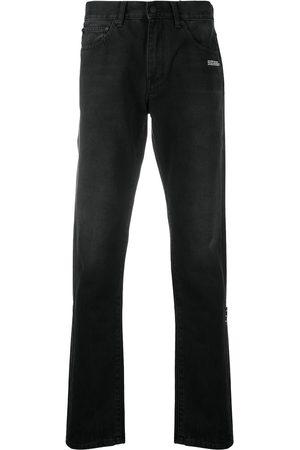 OFF-WHITE Muži Slim - Diag slim-fit jeans