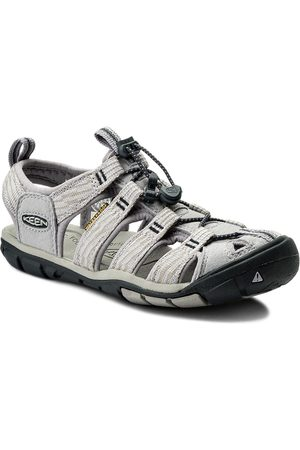 Keen Sandály - Clearwater Cnx 1018498 Dapple Grey/Dress Blue