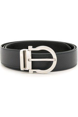 Salvatore Ferragamo Gancini reversible belt