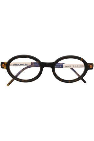 KUBORAUM Oval frame glasses