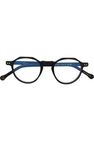 LESCA Sluneční brýle - Icon round frame glasses
