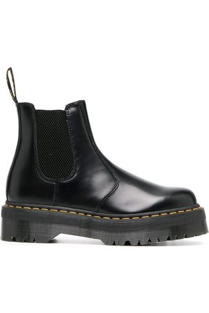 Dr. Martens Chunky-sole ankle boots