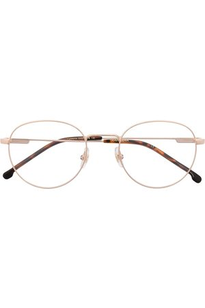 Carrera Round wireframe glasses