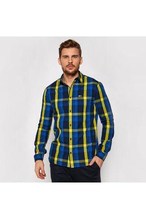 Tommy Hilfiger Muži Košile - Pánská kostkovaná košile Multicheck