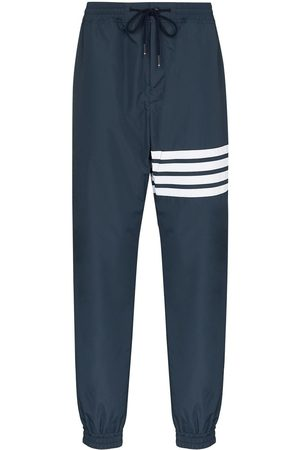 Thom Browne 4 stripe flyweight track trousers