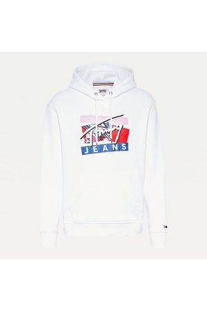 Tommy Hilfiger Ženy Mikiny s kapucí - Dámská mikina Logo Hoodie