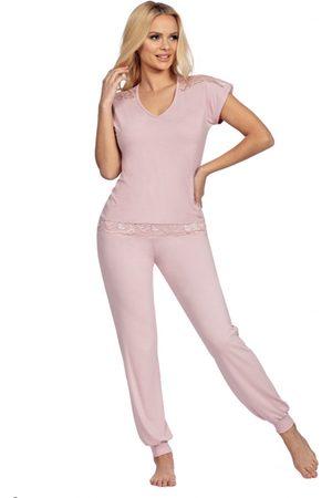 DONNA Ženy Tepláky na spaní - Dámské pyžamo Lena L