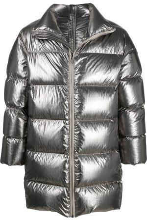 Moncler + Rick Owens Cyclopic puffer coat