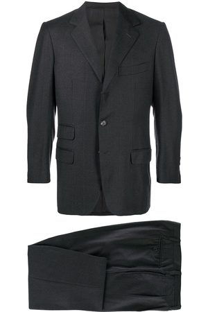 A.N.G.E.L.O. Vintage Cult 2000s tonal check two-piece suit