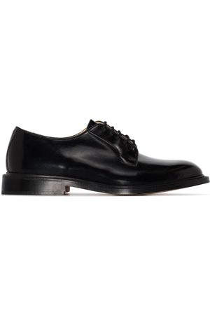 TRICKERS Robert leather derby shoes