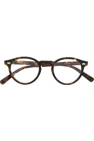 EYEVAN7285 Puerto round-frame optical glasses
