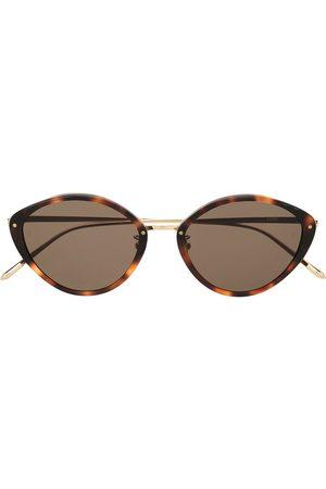 Linda Farrow Ženy Sluneční brýle - Cat-eye frame sunglasses