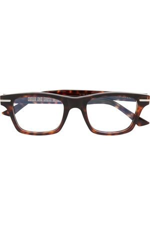 CUTLER & GROSS 1337 square-frame optical glasses