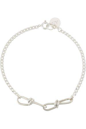 ANNELISE MICHELSON Gourmette double wire bracelet