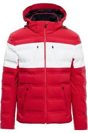 Aztech Nuke hooded padded jacket