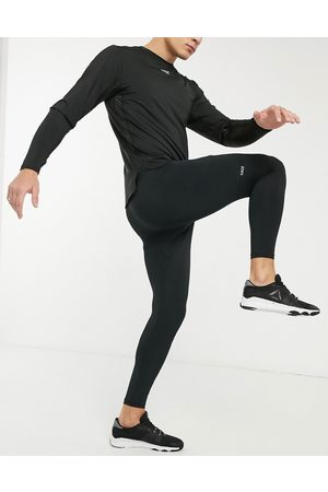 ASOS 4505 Icon training tights with quick dry in black