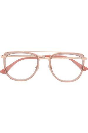 Jimmy Choo JC219 rectangle frame glasses