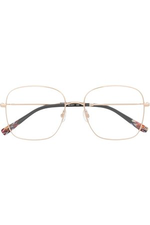Missoni Oversized square frame glasses