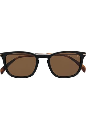 Eyewear by David Beckham Tinted square-frame sunglasses