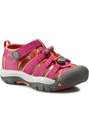 Keen Sandály - Newport H2 1014251 Verry Berry/Fusion Coral