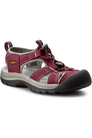 Keen Sandály - Venice H2 1012238 Beet Red/Neutral Gray