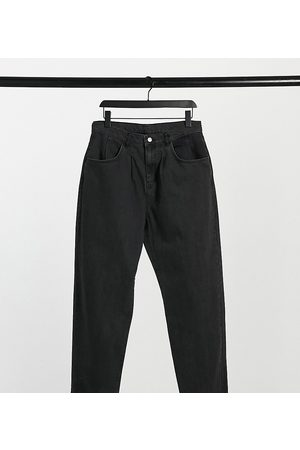 Reclaimed Vintage Strečové - Inspired the '83 unisex relaxed fit jean in washed black